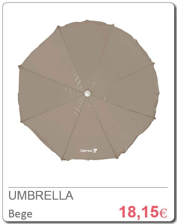 UMBRELLA Bege