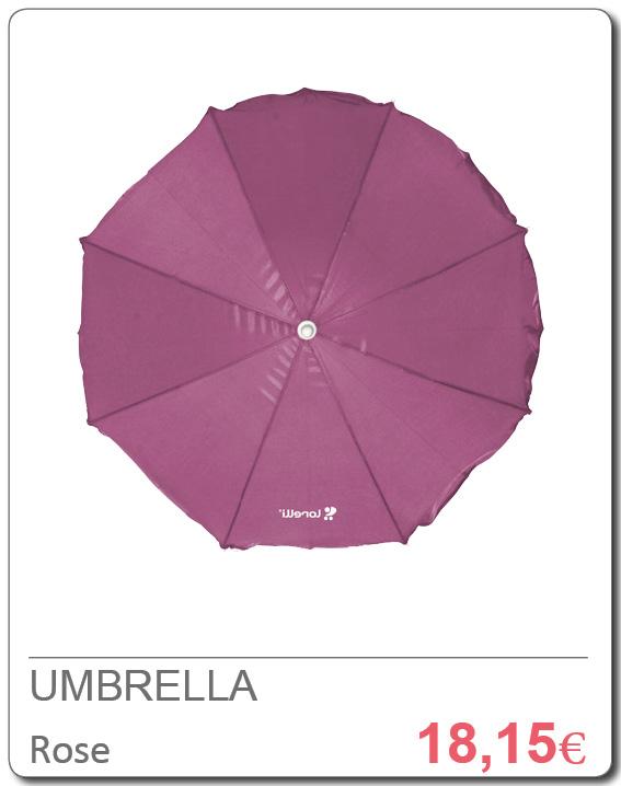 UMBRELLA Rose