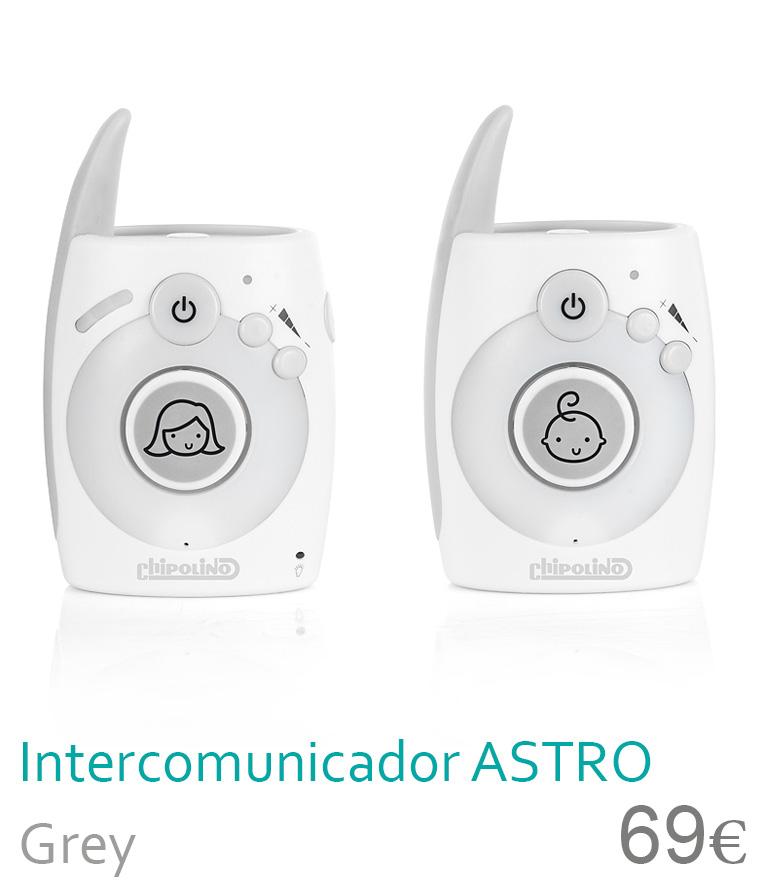 Intercomunicador ASTRO Smoked Pearl