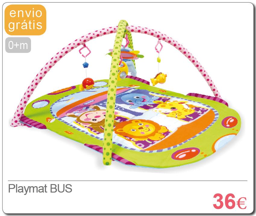 Playmat BUS