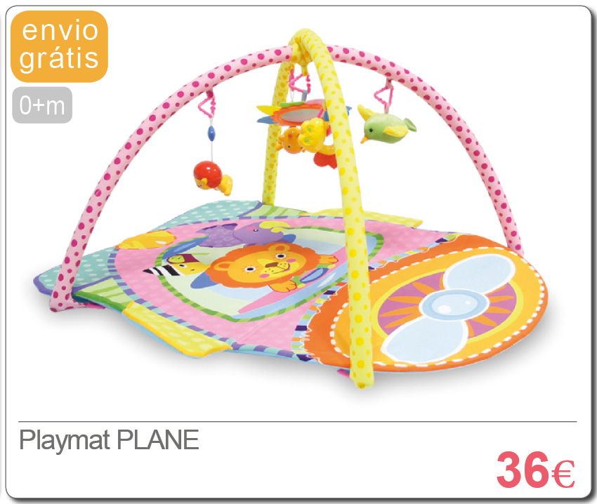 Playmat PLANE