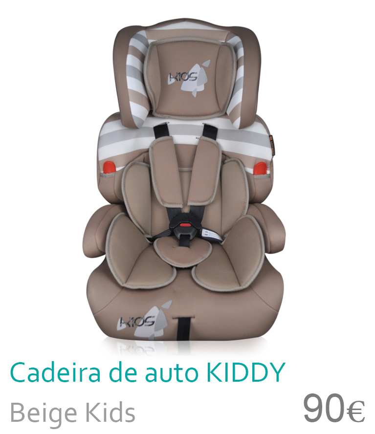 Cadeira de carro KIDDY Beige Kids