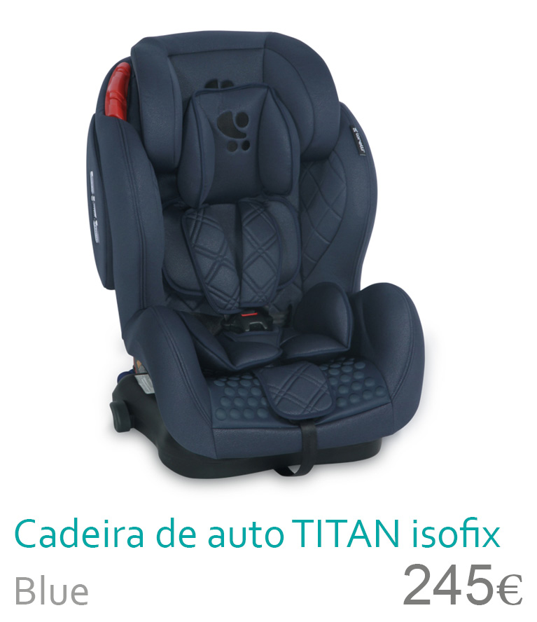 Cadeira de auto TITAN blue