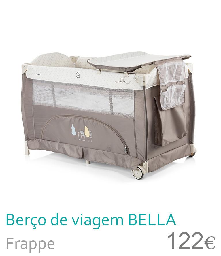 Berços de viagem BELLA Frappe
