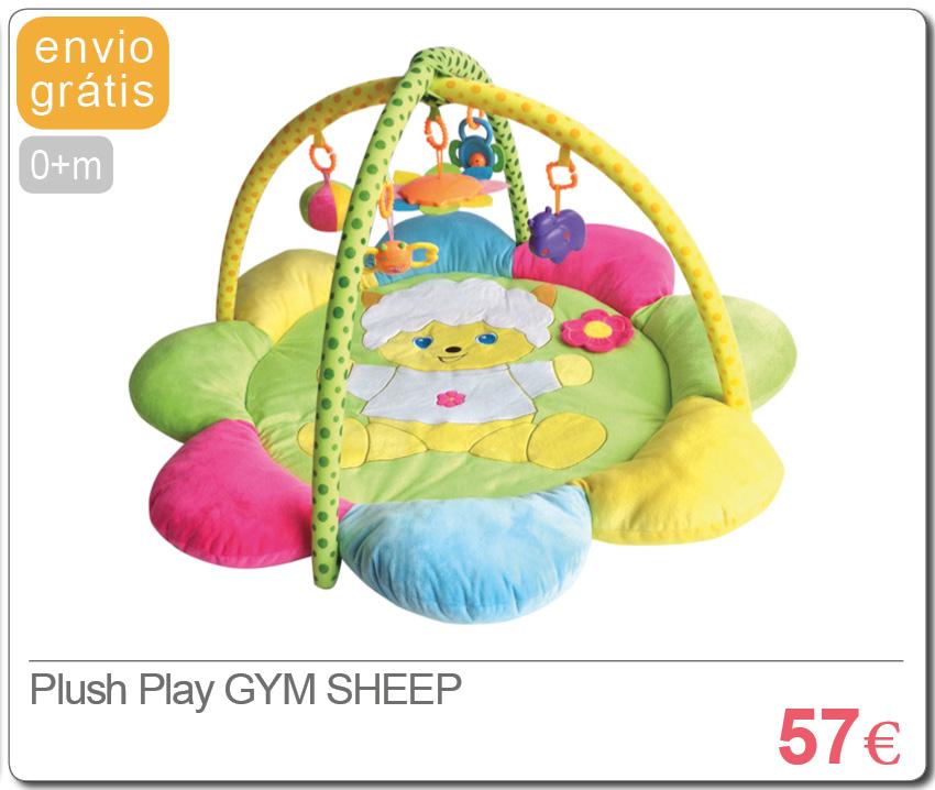 Plush Play GYM SHEEP