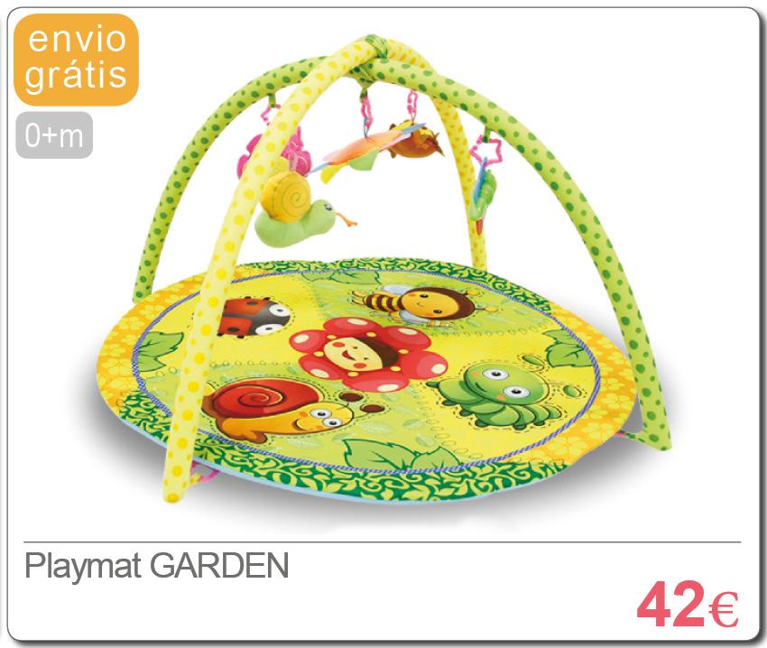 Playmat GARDEN