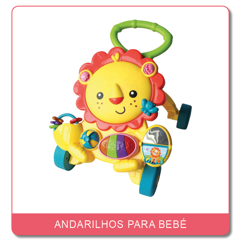 ANDARILHOS PARA BEBÉ