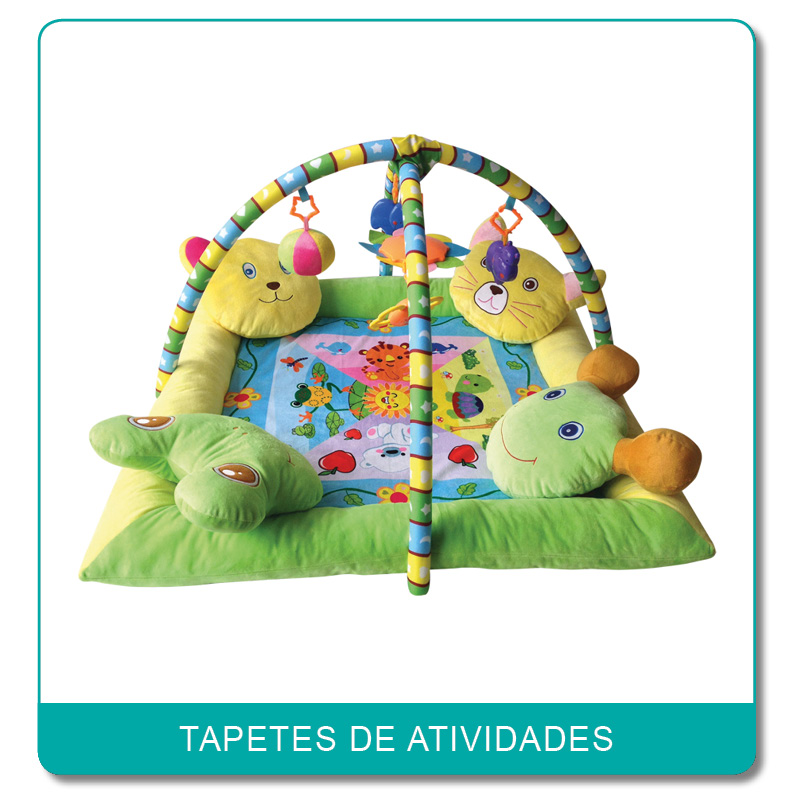 TAPETE DE ATIVIDADES