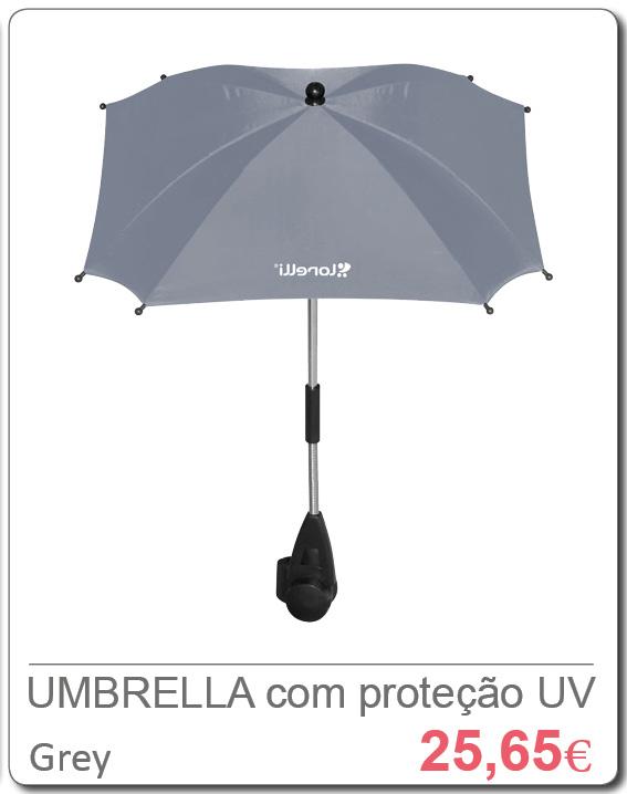 UMBRELLA UV Grey