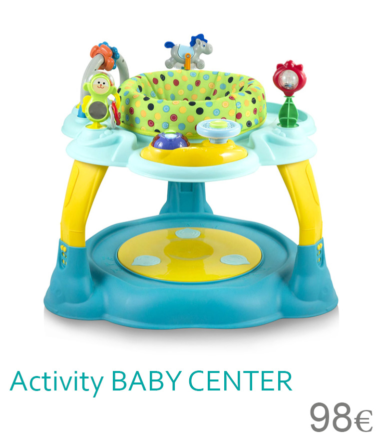 Activity BABY CENTER