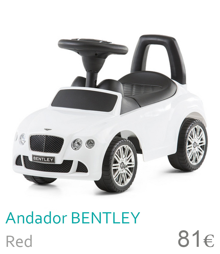 Andador BENTLEY CONTINENTAL White