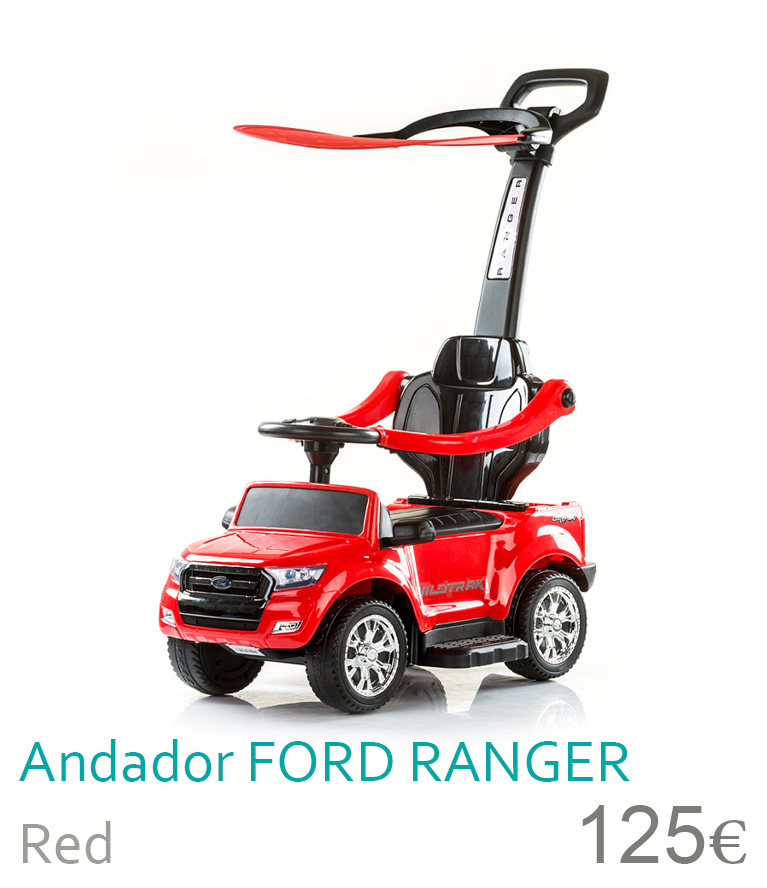 Andador FORD RENGER Red