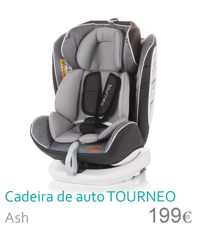 cadeira de auto 0+/1/2/3 tourneo blue