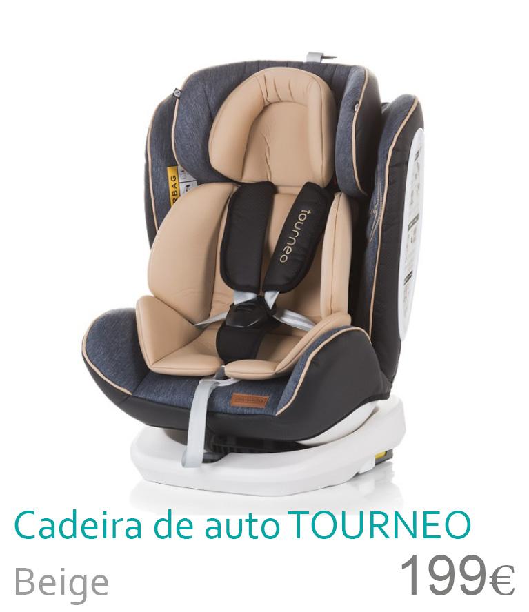 Cadeira de auto Tourneo Purple