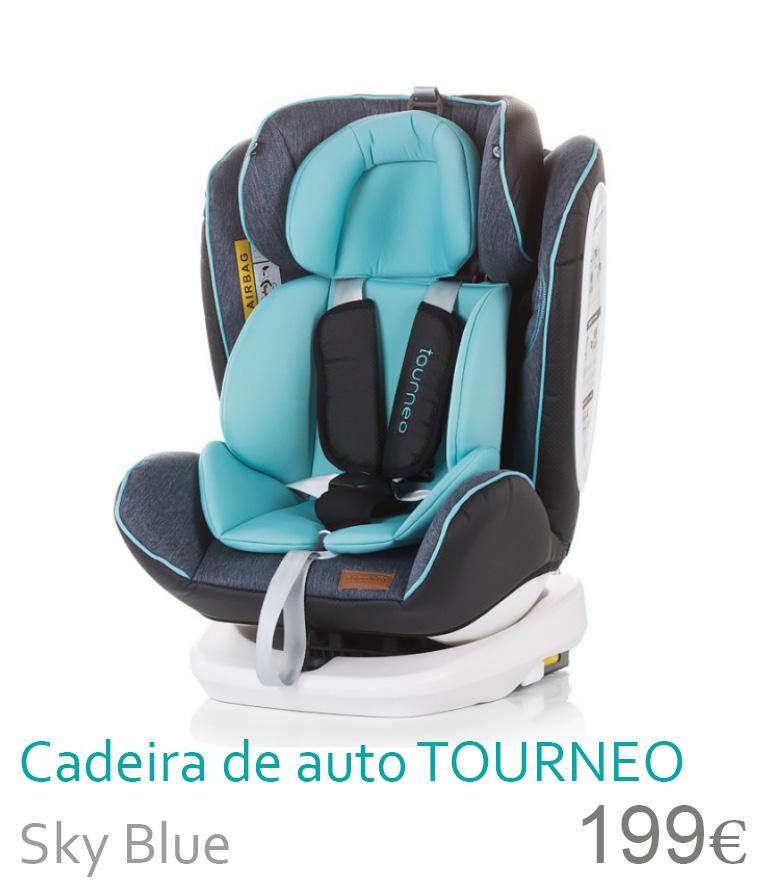 Cadeira de auto tourneo Mocca