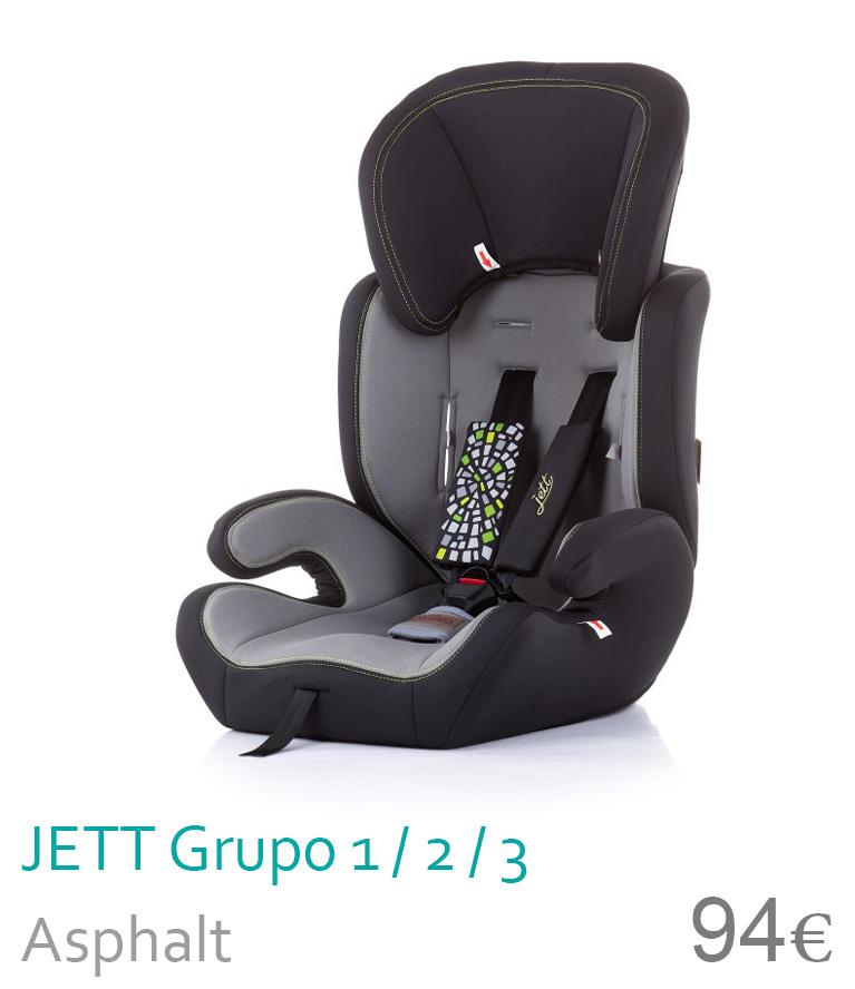Cadeira de carro grupo 1/2/3 Asplath