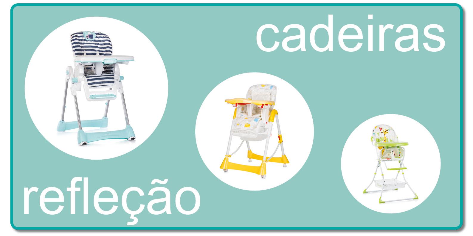 Cadeiras de refleção