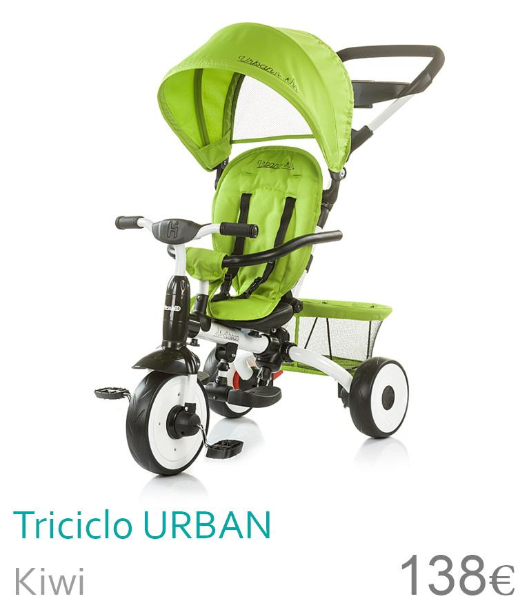 triciclo urban kiwi