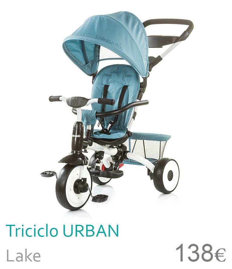 triciclo urban lake