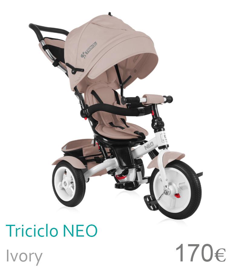 Triciclo NEO Ivori