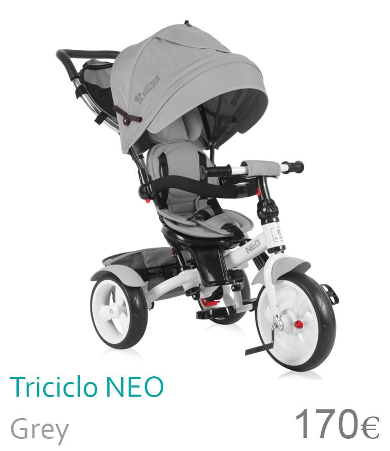 Triciclo NEO Grey