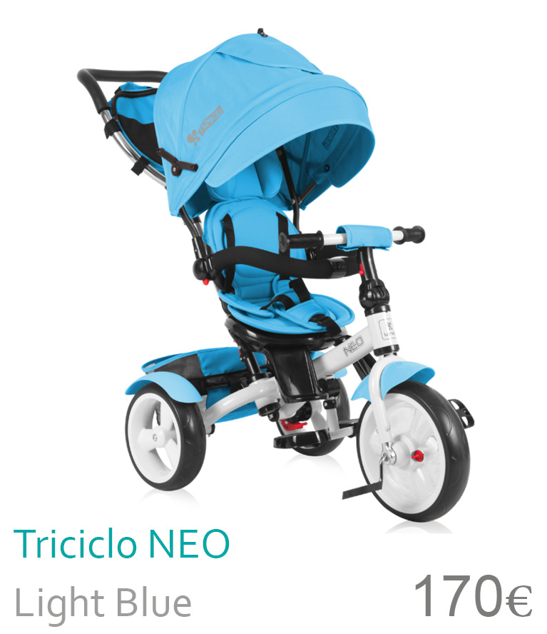 Triciclo NEO Light Blue