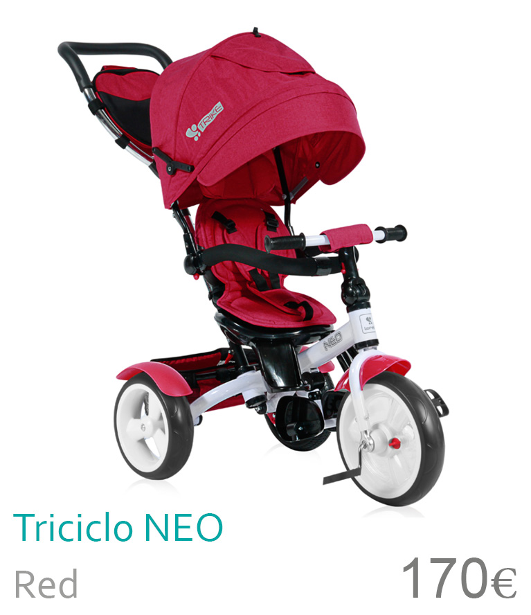 Triciclo NEO Red