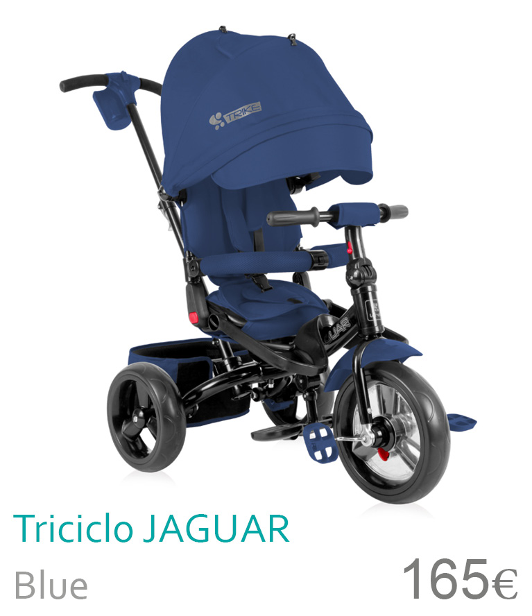 Triciclo Jaguar Blue
