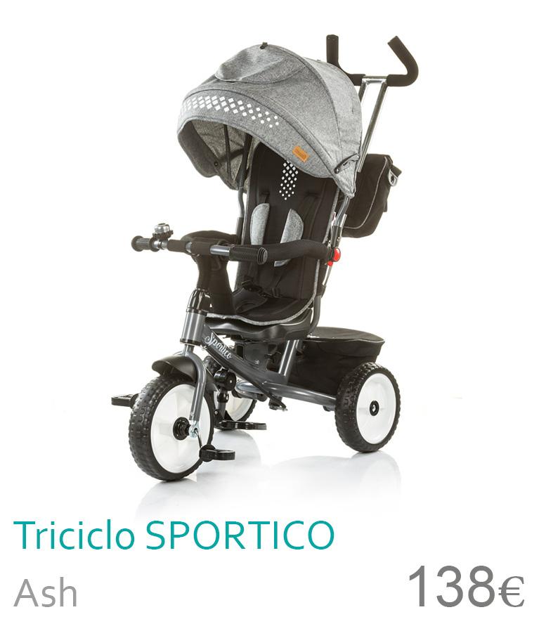 triciclo Sportico Ash