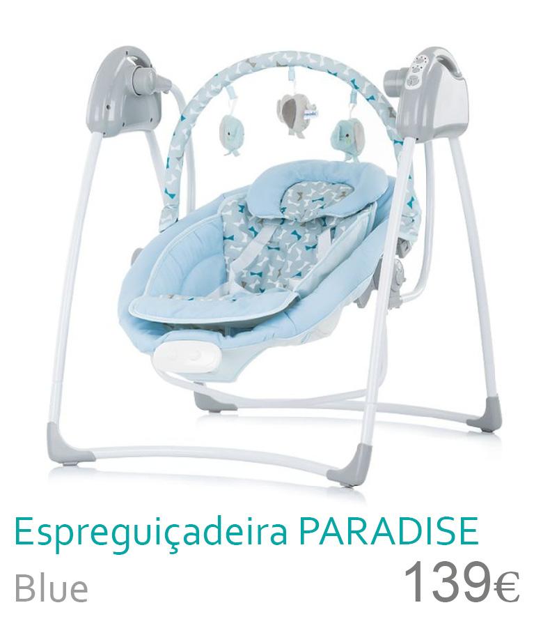 Espreguiçãdeira PARADISE Blue