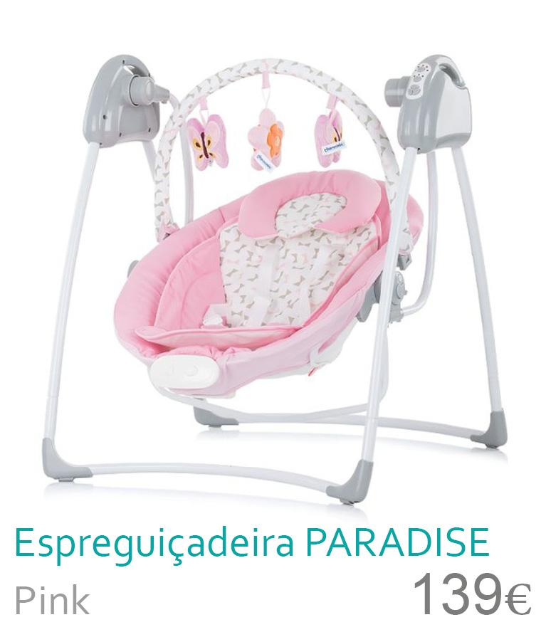 Espreguiçãdeira PARADISE Pink