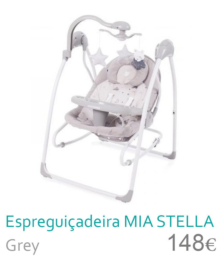 Espreguiçadeira MIA STELLA Grey