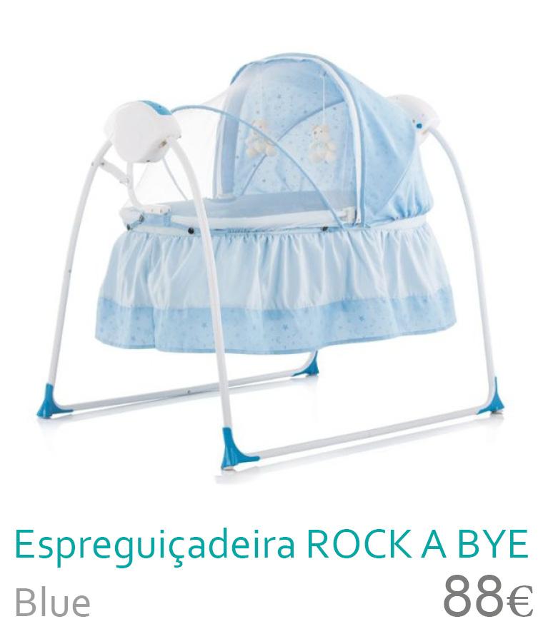 Balanço ROCK A BYE Blue